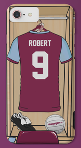 WEST HAM CAPTAIN PHONE CASE