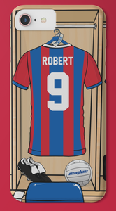 CRYSTAL PALACE CAPTAIN PHONE CASE