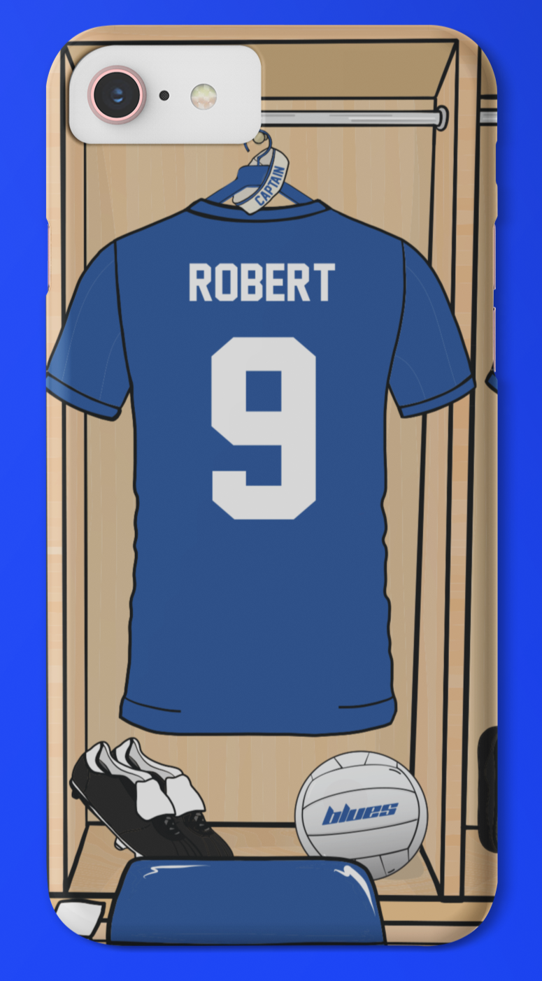 CHELSEA CAPTAIN PHONE CASE