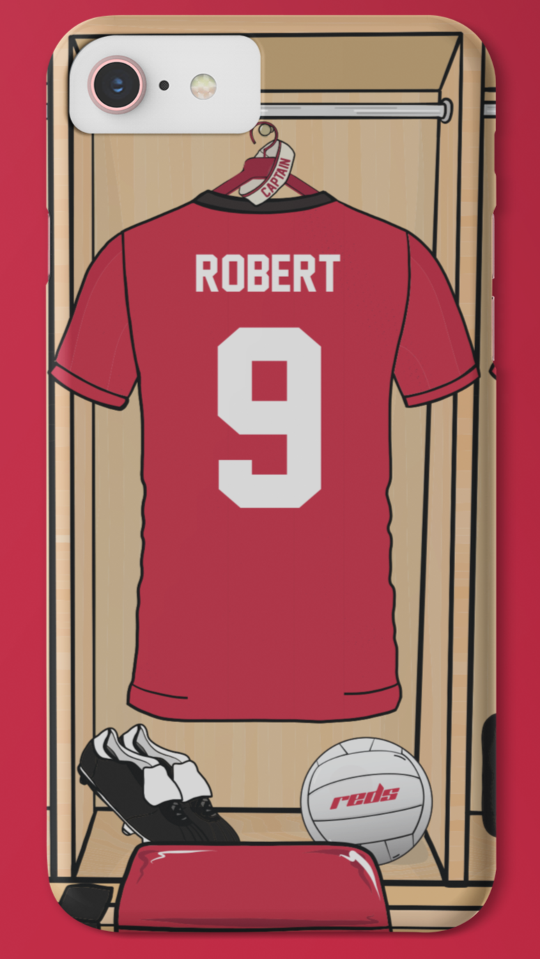 MAN UTD CAPTAIN PHONE CASE
