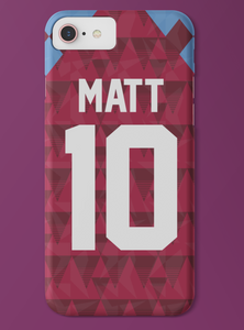 ASTON VILLA RETRO PHONE CASE