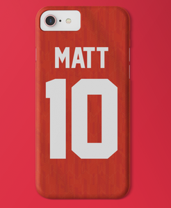 RETRO UNITED AWAY PHONE CASE