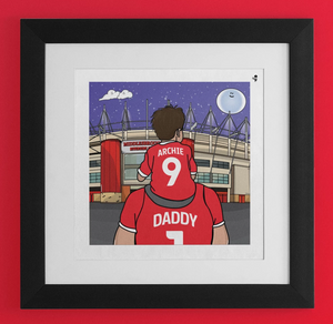 MIDDLESBROUGH Dad and lad