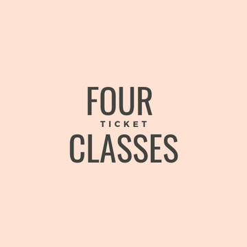 Four Classes Ticket
