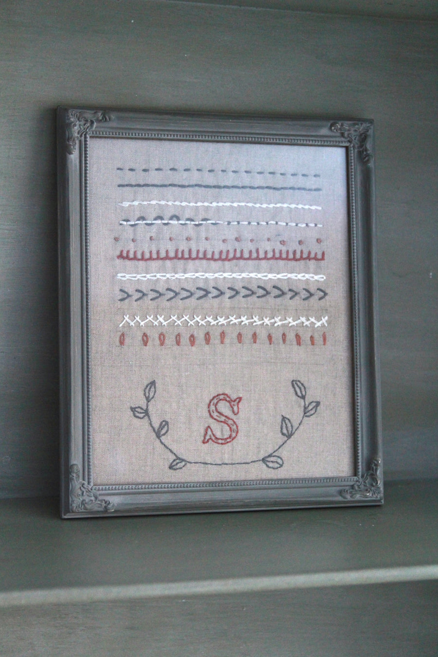 3/27 Friday Classic Embroidery Sampler