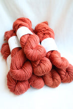 Load image into Gallery viewer, Naturally Dyed Yarn / Worsted / Brazilwood 1