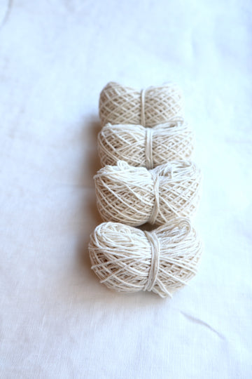 Sashiko Thread Natural
