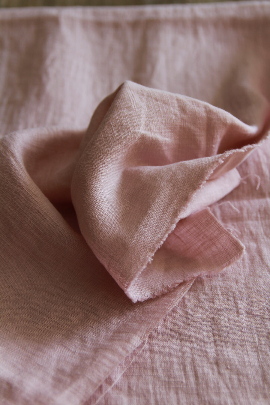 European Linen Dusty Pink