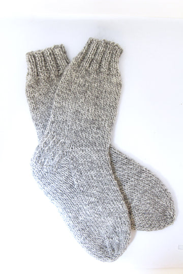 Learn to Knit a Sock - 3 sessions