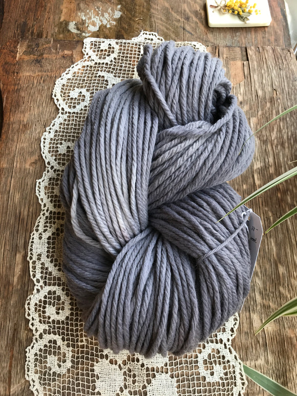 Naturally Dyed Super Bulky Yarn