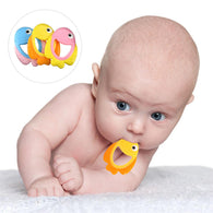 Clown Fish Shape Baby Teething Toy