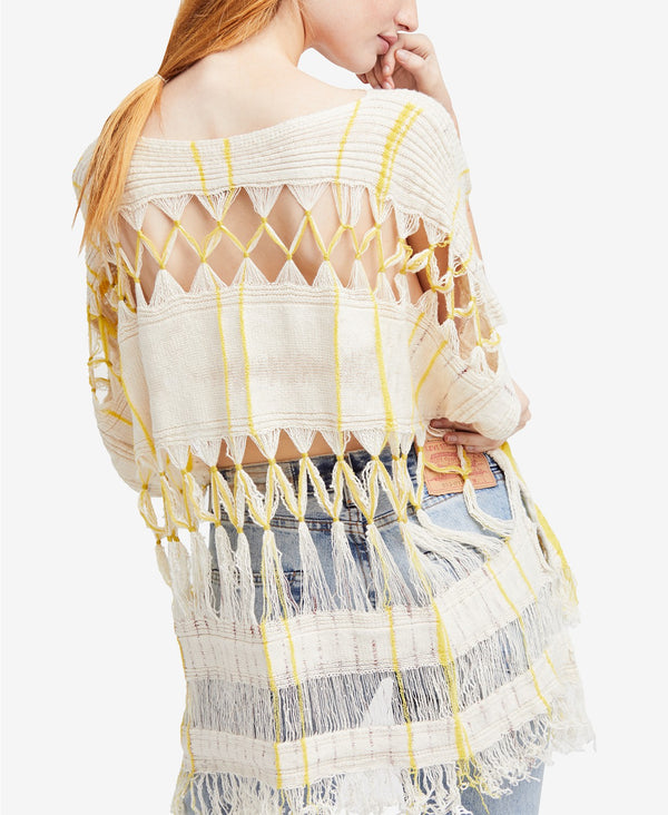 Sundream Striped Cutout