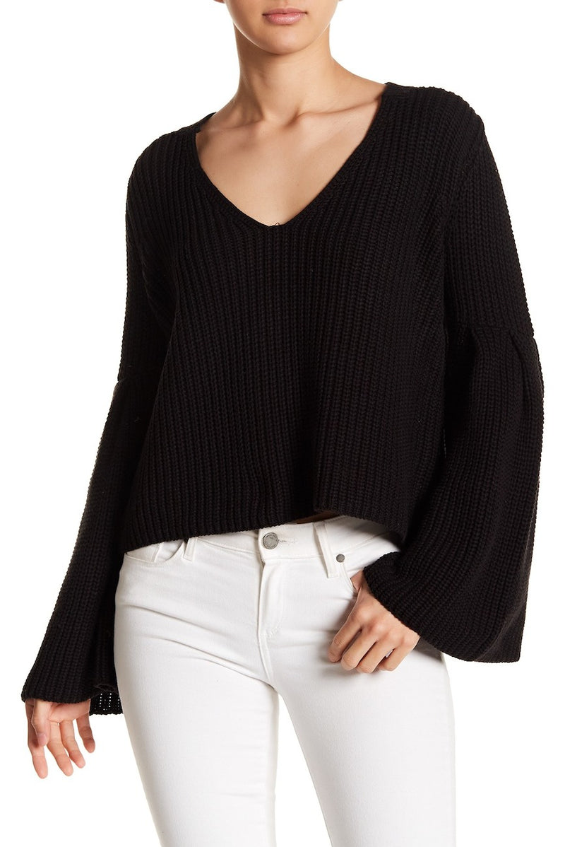 Damsel Cable Knit Pullover