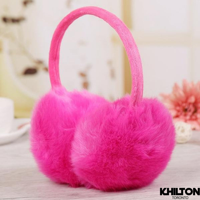 Earmuff Imitation Rabbit