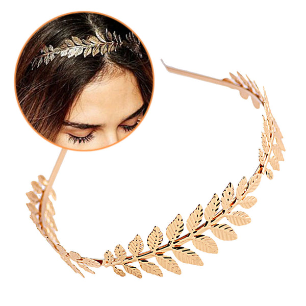 Plated Metal Hairband