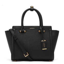 Trapeze Shoulder Luxury Totes