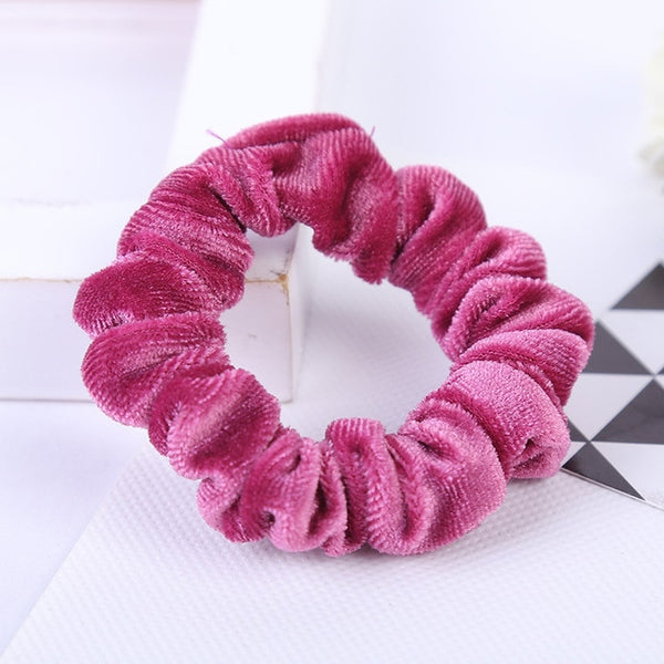 Elastic Hair Ropes Scrunchies