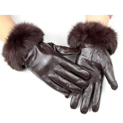 SHEEPSKIN LEATHER GLOVES