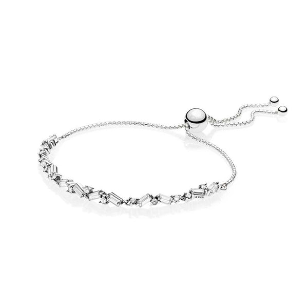 GLACIAL BEAUTY SLIDING BRACELET