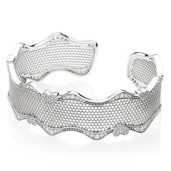 LACE OF LOVE OPEN BRACELETS