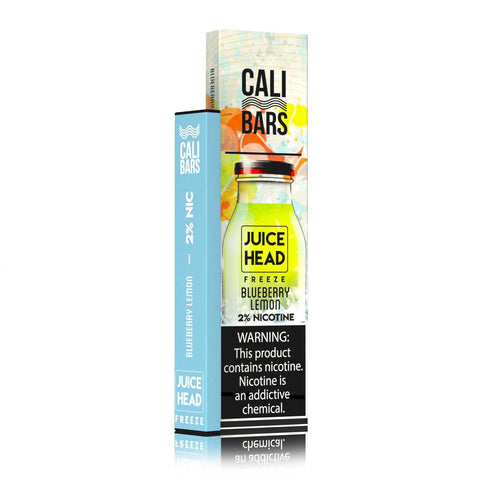 Juice Head Freeze Cali Bar - Blueberry Lemon