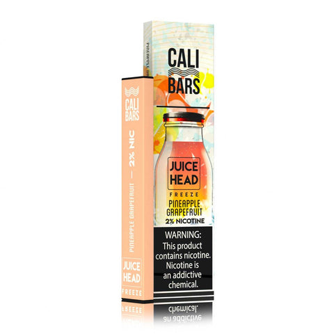 Juice Head Freeze Cali Bar - Pineapple Grapefruit