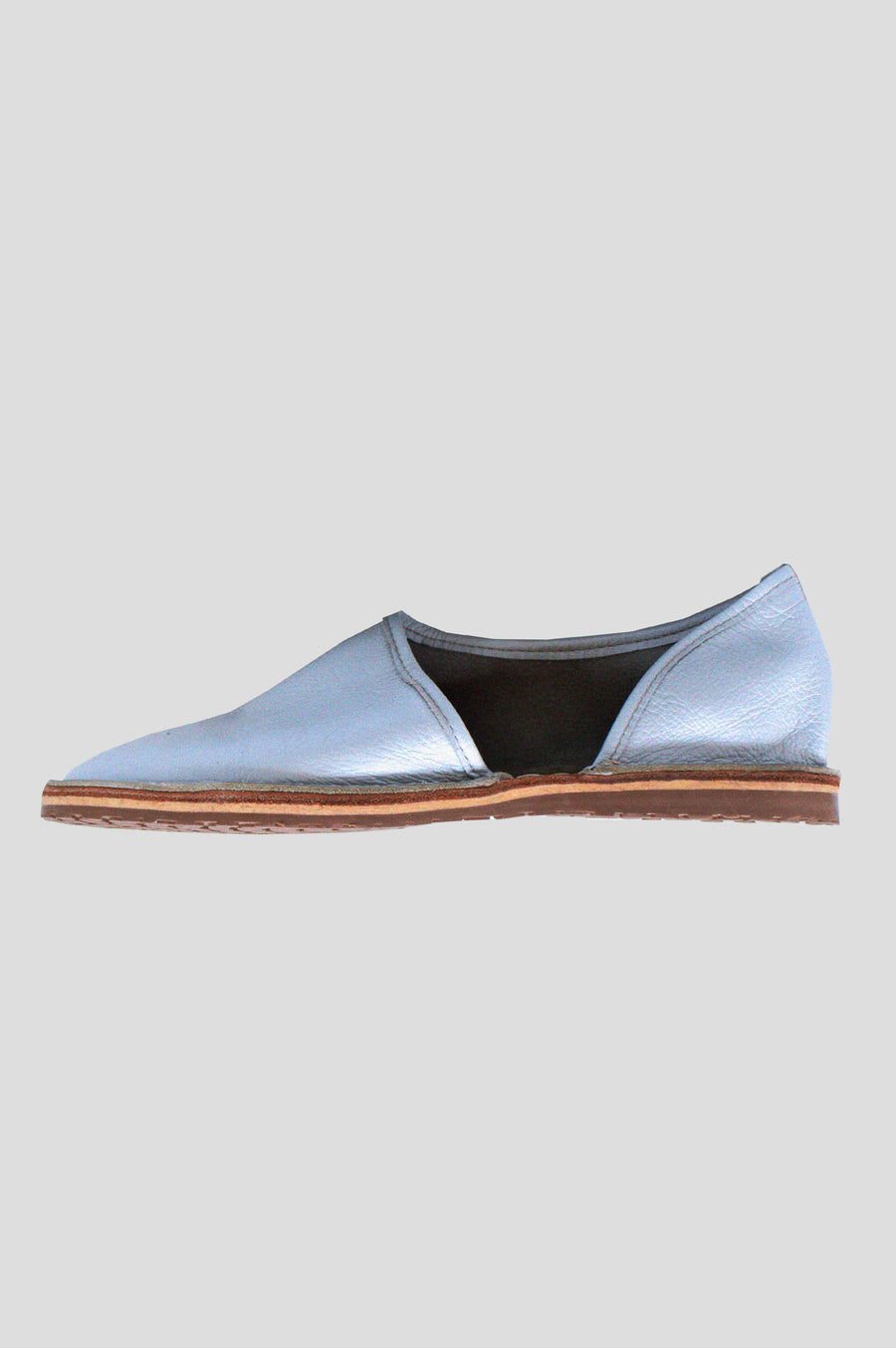 SHOES | EILEEN SLIP-ON | SILVER