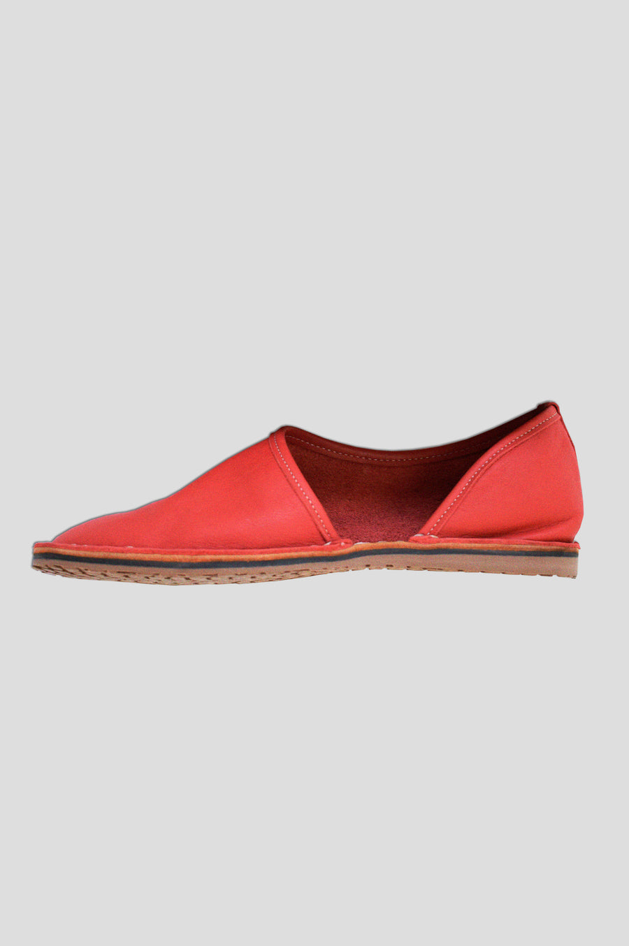 SHOES | EILEEN SLIP-ON | RED