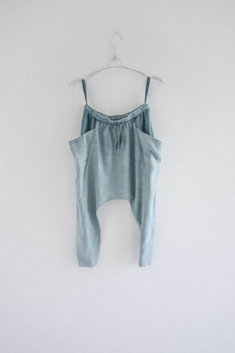 THE SALE | HAREM LINEN & COTTON PANTS | TEAL | WAS R 1200