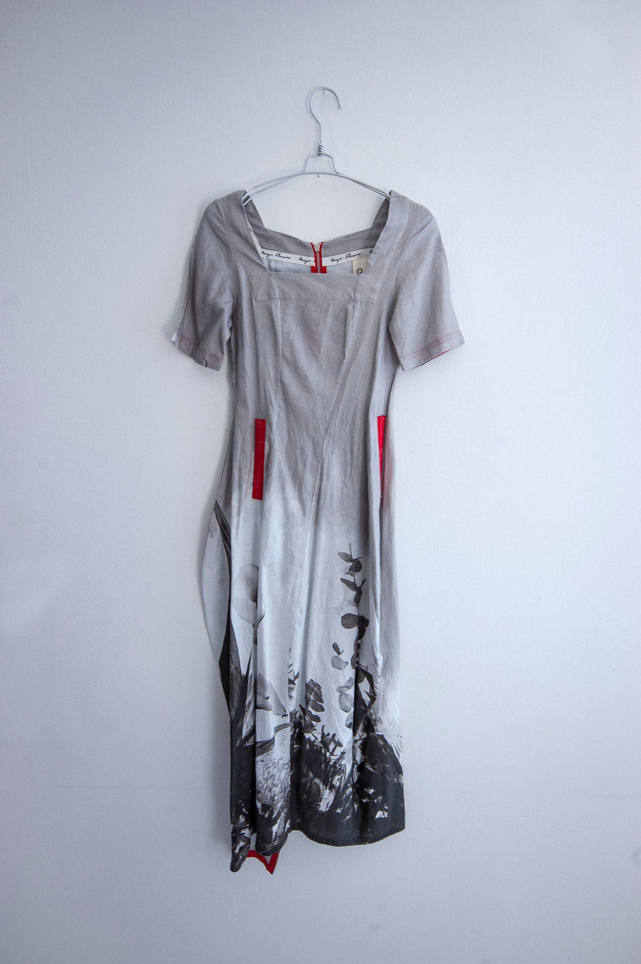 APPAREL | HELEN DRESS | GREY PROTEA PRINT | WAS R 3200