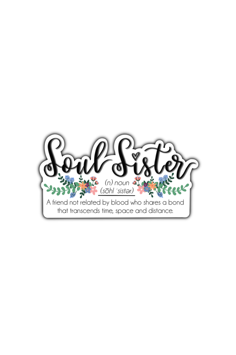 Soul Fetch Exclusive Stickers