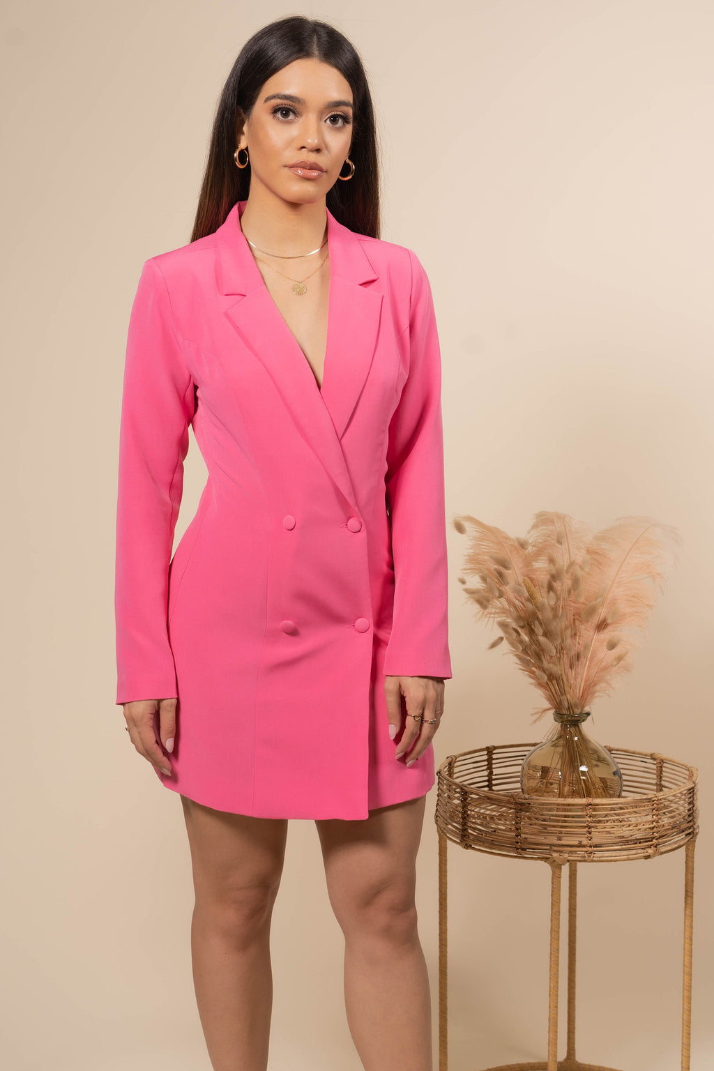 I'm Yours Blazer Dress