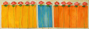 TWELVE ROSES FOR YOU - (TRIPTYCH)
