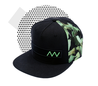 Snapback AW01 - Green