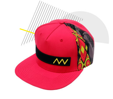 Snapback AW04 - Red