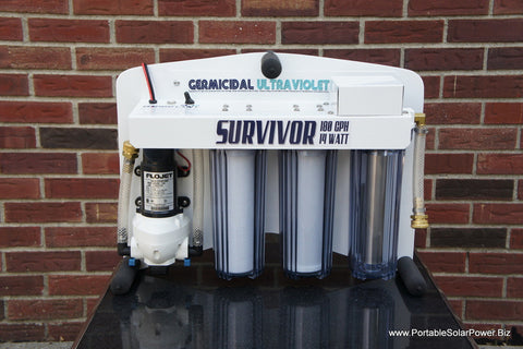 Portable Water Filtration Systems
