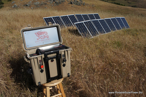 Portable Solar Generator Systems