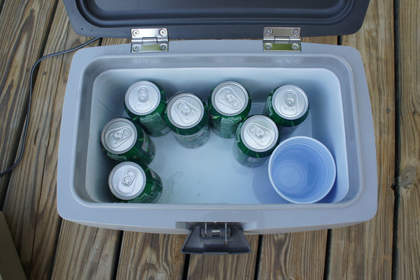 Portable 12v Solar Fridge