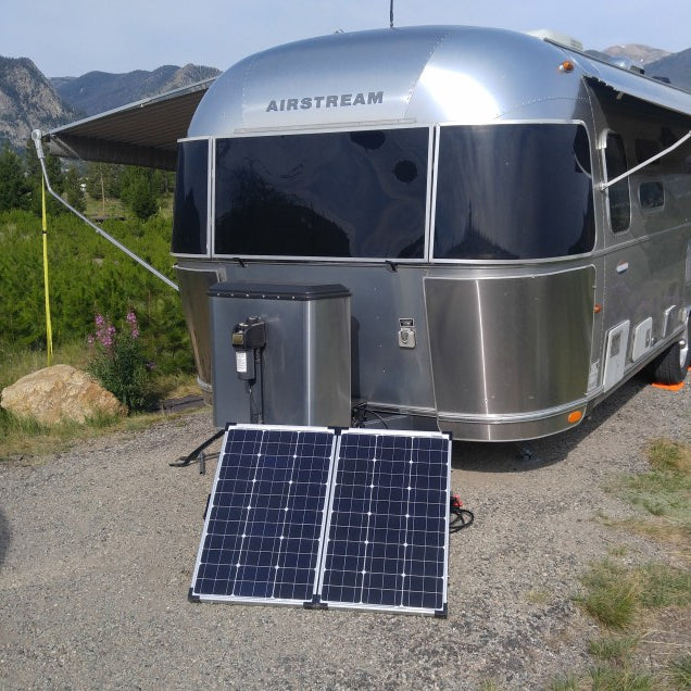 Helios Used for RV Power