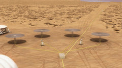 Portable Power On MARS