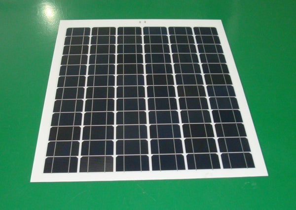 100 Watt Monocrystalline Non Glass Portable Solar Panel