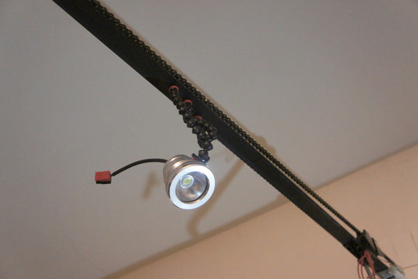 6w 12v Waterproof LED Light + Magnetic Flexi Mounting System