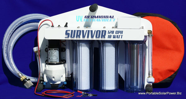 LFP 40 Solar Survivor Portable Generator Kit
