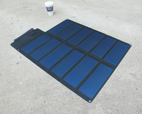 36 Watt Unisolar Thinfilm Portable Solar Panel