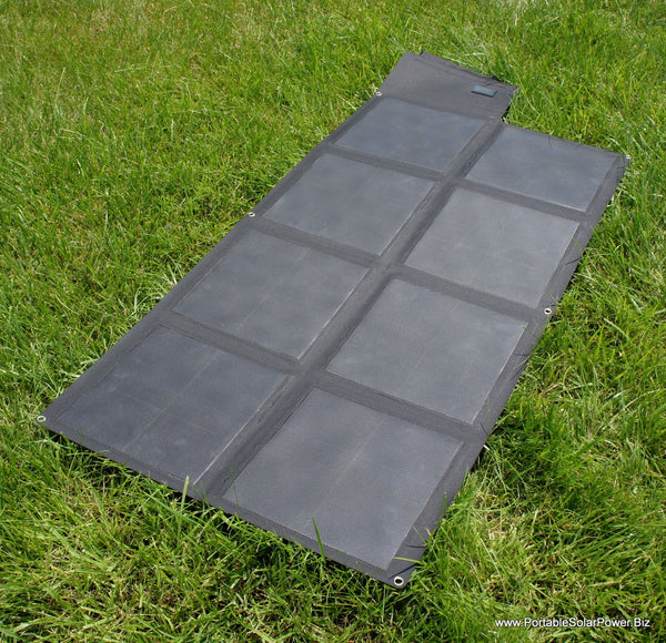 105w Super 24% Efficient Portable Solar Panel