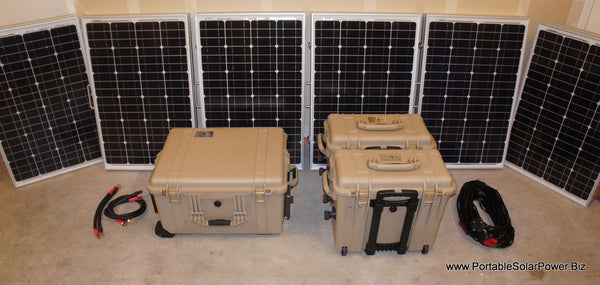 Custom Payment Link For Uriah S - Helios Solar Generator System