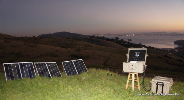Custom Payment Link For Michael G - Helios Solar Generator System