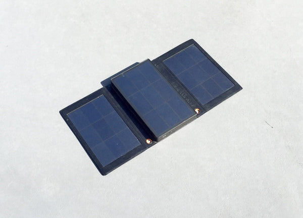 Helios - Pocket Sized Solar USB Charging System