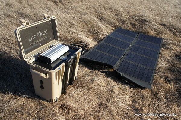 LFP 100 Solar Power System