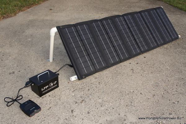 LFP 17 Portable Solar Power System